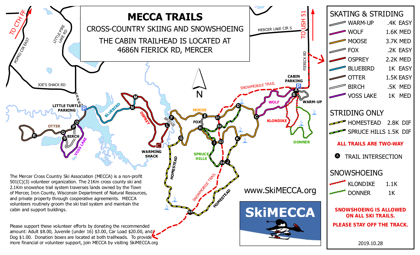 Trail Map – Ski MECCA
